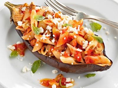 Ricetta della pasta alla norma pomodoro e melanzane per for Casa tradizionale siciliana